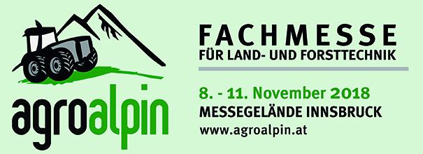 Land- und Forstarbeiterbund und Landarbeiterkammer auf der Agro Alpin