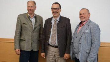 Andreas Gleirscher zum Bundesobmann des Land- und Forstarbeiterbundes gewählt